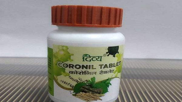 Coronil as 'Immunity Booster,' not 'Cure for COVID-19'-AYUSH MININSTRY