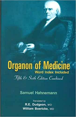 You are currently viewing Organon Of Medicine(6th Edition)