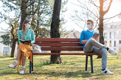 You are currently viewing Social Distancing: 6 Feet not enough?- Study claims