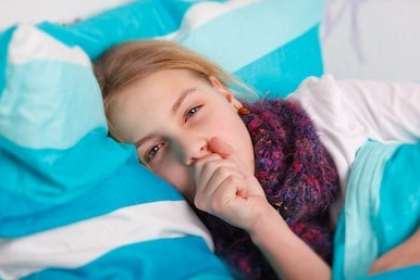 Night cough of children