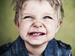 teeth grinding in child