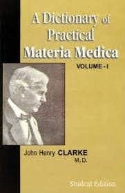 Dictionary of Practical Materia Medica by J.H. Clarke