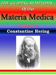 Guiding Symptoms of Our Materia Medica by C. Hering