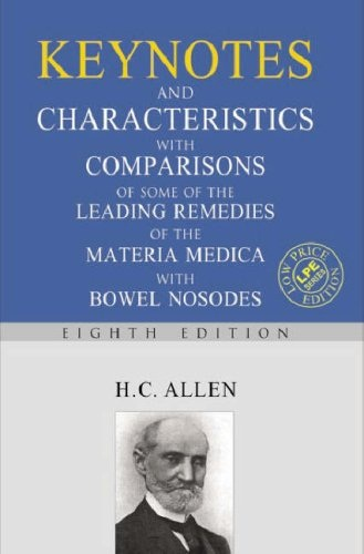 Keynotes and Characteristics by Henry Clay Allen