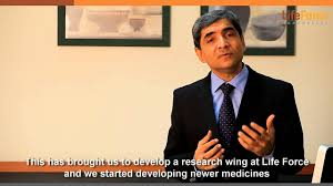 Dr. Rajesh Shah, Founder & Director of Life Force Homoeopathy