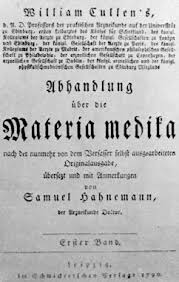 Cullen's Mteria Medica Translated By Dr. Hahnemann