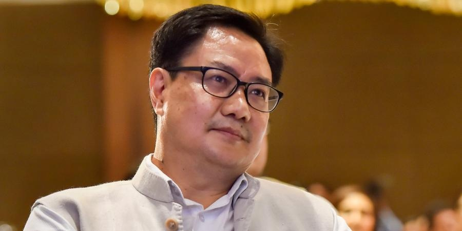 Shri Kiren Rijiju, Minister of State (IC) of the Ministry of Youth Affairs and Sports and Additional Charge of Minister of State (IC) for the Ministry of AYUSH