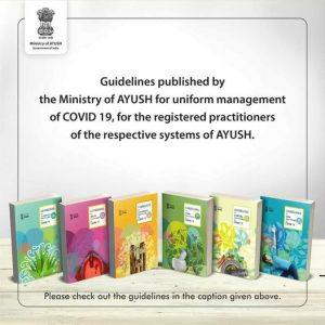 Read more about the article Ministry Of AYUSH Has Published Guidelines For AYUSH Practitioners For COVID-19