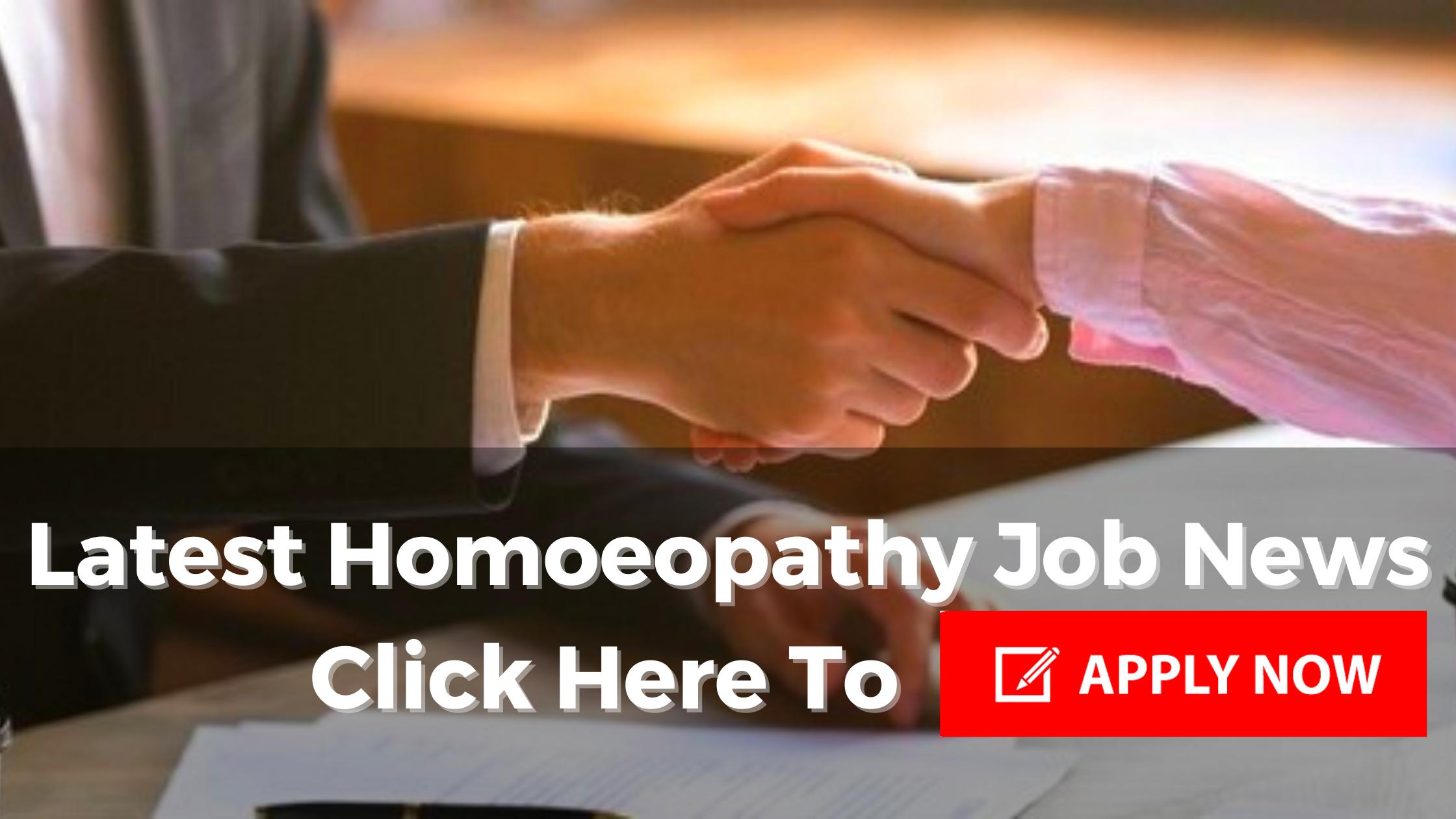 Latest_Homoeopathy_Jobs_News